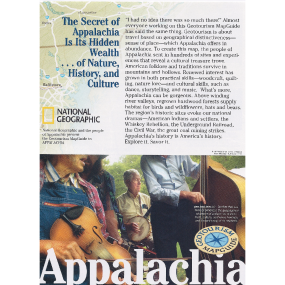 Appalachia-National-Geographic-Map-Guide